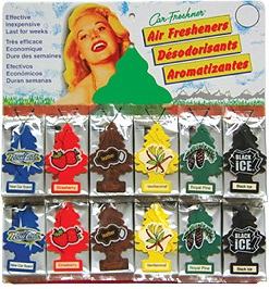Car Freshner 60/Card Classic