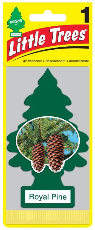 Car Fresh. Royal Pine 1'S/24   PACK