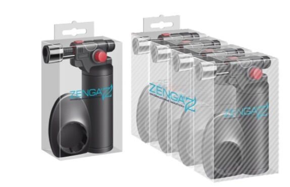 Zenga  Large Kitchen Torch 4 pack      PACK